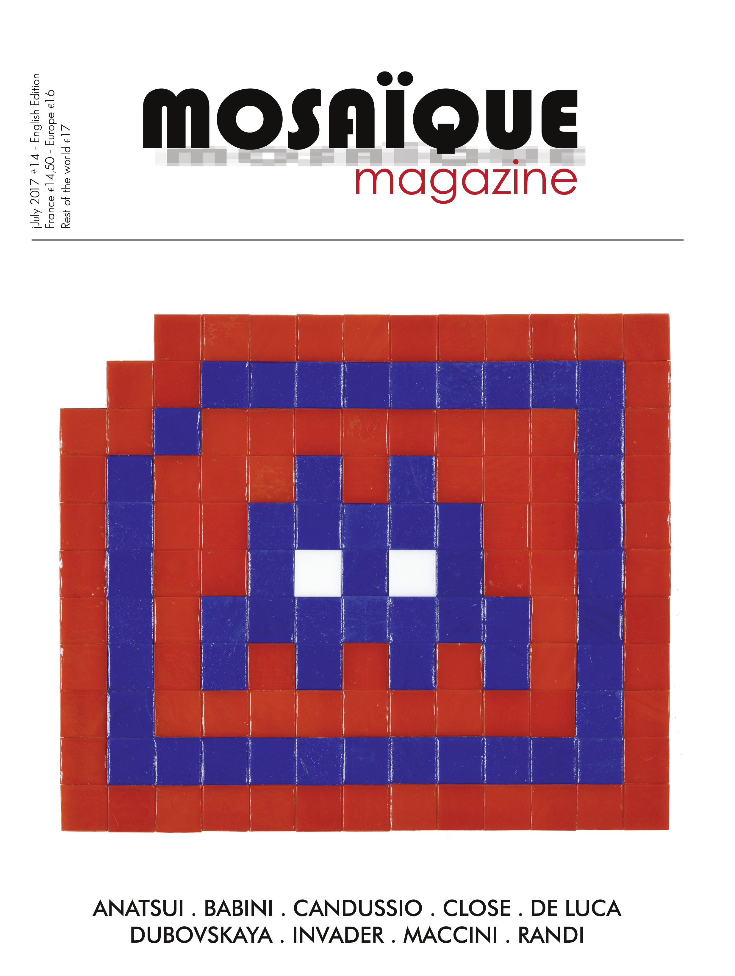 Magazine mosaique